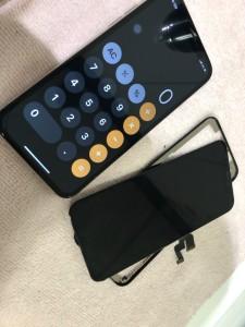 iphonex 液晶故障