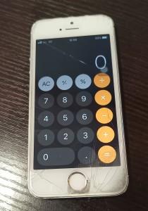 iphone5s 画面交換