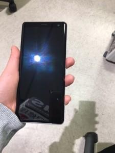 Xperia スマホガラスコーティング