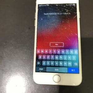 iPhone8 画面液晶交換修理