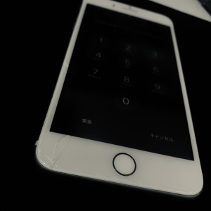 アイフォン6プラス 画面液晶修理