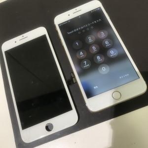 アイフォン7プラス 画面液晶修理