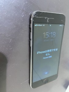 iphone6s 液晶故障修理交換