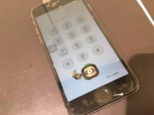 iphone6s ホームボタン交換修理