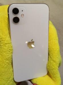 iphone11 ガラスコーティング 背面