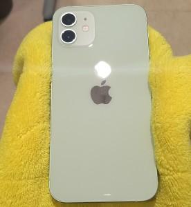 iphone ガラスコーティング 裏