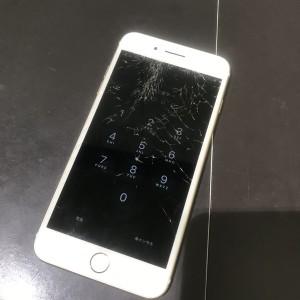 アイフォン7 画面液晶交換修理
