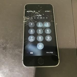 アイフォンSE 画面液晶修理