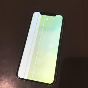 アイフォンXS 画面液晶修理