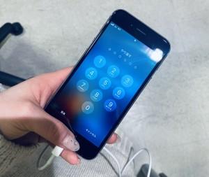 アイフォン8 ガラスコーティング