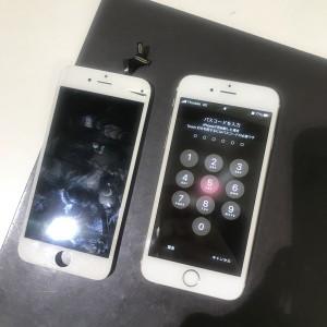 アイフォン6s 画面修理