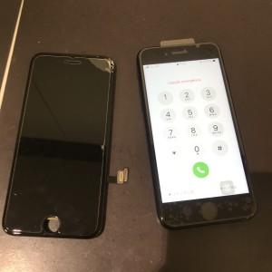 アイフォーン8 画面修理