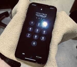 iPhone11Pro ガラスコーティング