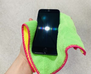 iPhoneSE2 ガラスコーティング