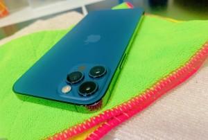 アイフォン12プロ ガラスコーティング