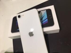 iphoneSE(2世代) 背面スマホガラスコーティング