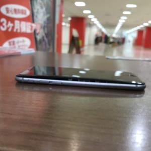 iPhone6 バッテリー膨張