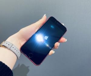 iPhoneSE2 スマホガラスコーティング