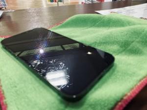 iPhone12Pro スマホコーティング