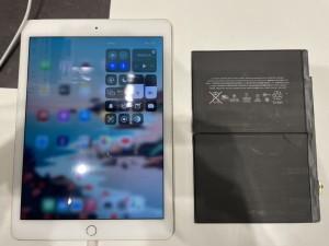 iPadAir2 バッテリー交換
