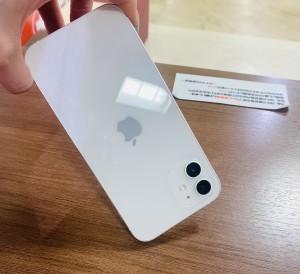 iPhone12 敗麺ガラスコーティング