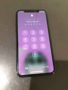 iphone11Pro 水没復旧作業