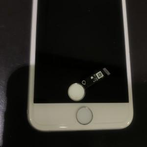 アイフォン7 ホームボタン修理
