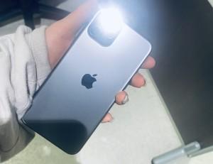 アイフォン11プロ/背面側コーティング