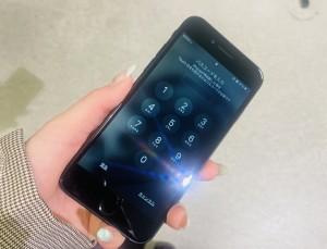 アイフォン7 ガラスコーティング