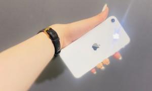 iPhoneSE2 ガラスコーティング背面