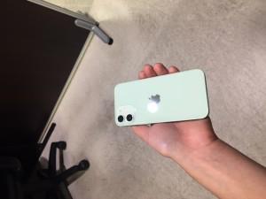 iphone12MINI スマホガラスコーティング