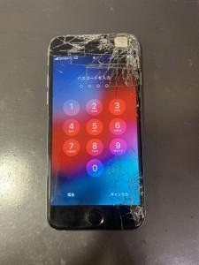 アイフォン6 ディスプレイ交換修理