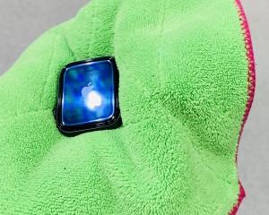 AppleWatch ガラスコーティング
