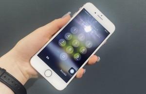 iPhone7 ディスプレイスマホコーティング