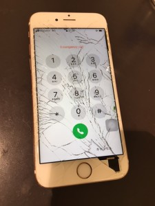 iphone6s 画面割れ交換修理