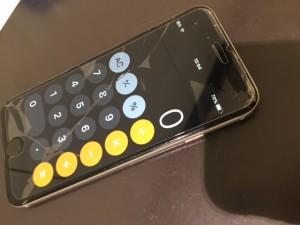 iphone6 画面割れ交換修理