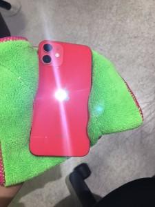 Iphone12 背面スマホガラスコーティング