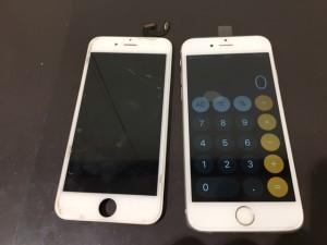 iPhone6s 液晶故障修理