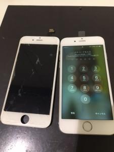 iphone6 液晶故障